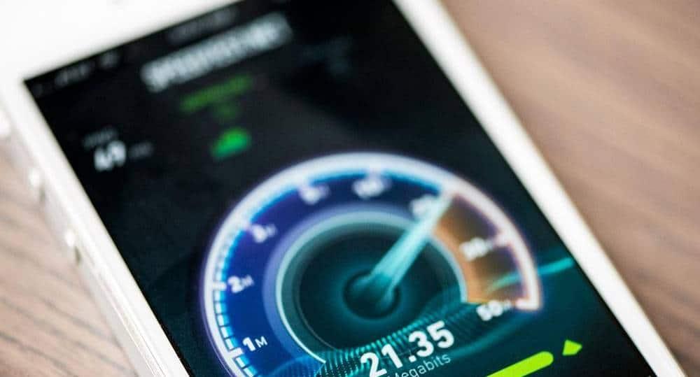 4G speed test app