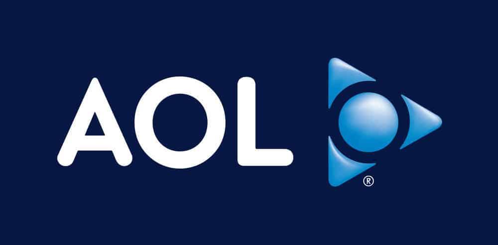 Logotipo AOL