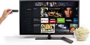 Amazon fire tv stick specs