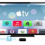 Apple TV redesigned look menu