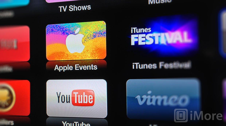 Apple-TV apps
