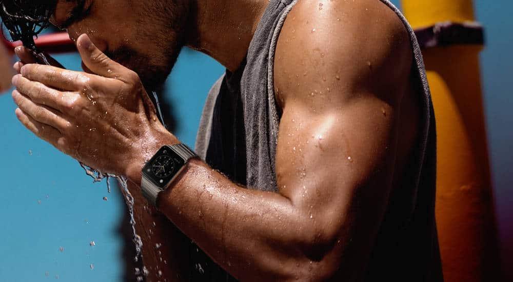 Apple Watch waterproof
