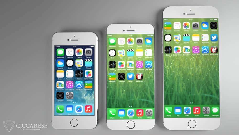 Bigger iPhone screen