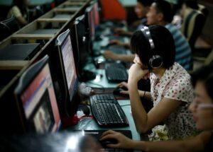 China monitor social media