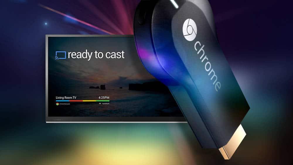 Chromecast app list