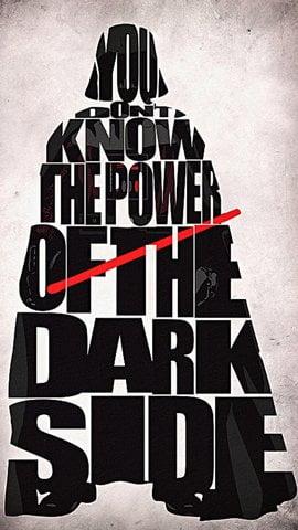 Darth Vader Galaxy S5 wallpaper