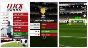 Flick Shoot Soccer