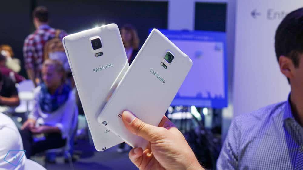 Galaxy Note 4 Galaxy Note edge
