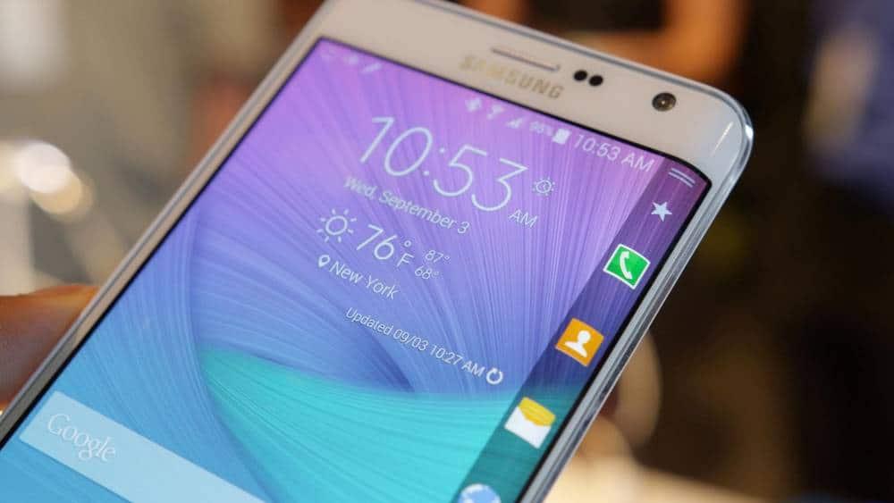 Download 10 Stunning Galaxy Note Edge Wallpaper HD