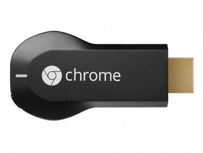 Google chromecast streaming device
