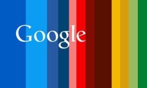 Google colorful