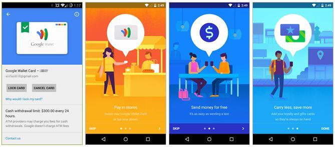 Google wallet v7.0 apk