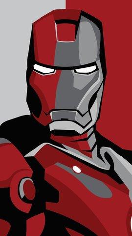 Iron Man Galxy S5 wallpaper