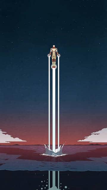 Iron Man Wallpaper Nexus 6