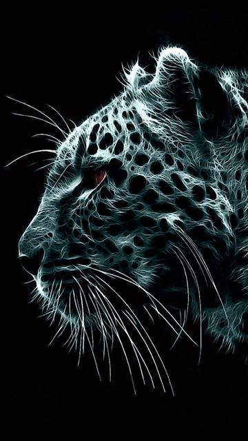 LG G3 cheetah wallpaper