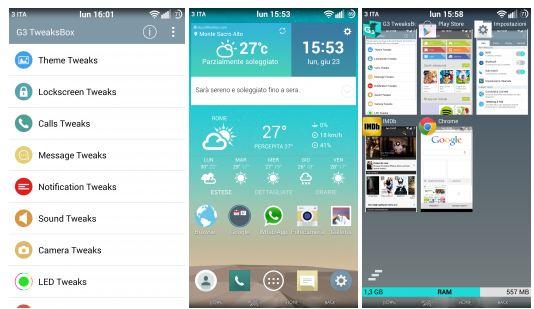 LG G3 tweaksbox