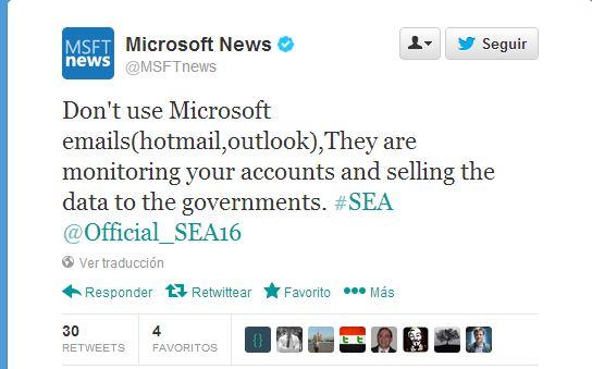 MSFTnews hacked