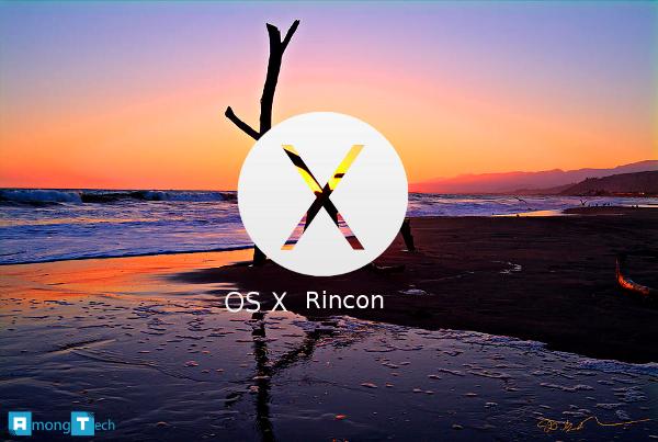Mac OSX Rincon