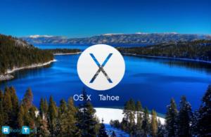 Mac OSX Tahoe