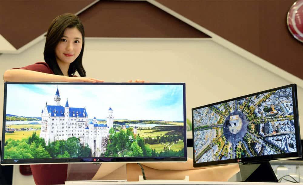 Mac Pro 4K monitor