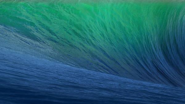 Mavericks 5K iMac Retina wallpaper