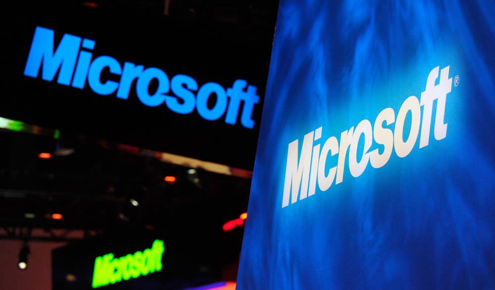 CES Microsoft Logo