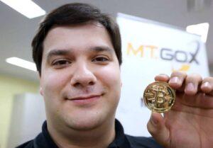 Mt Gox bitcoin