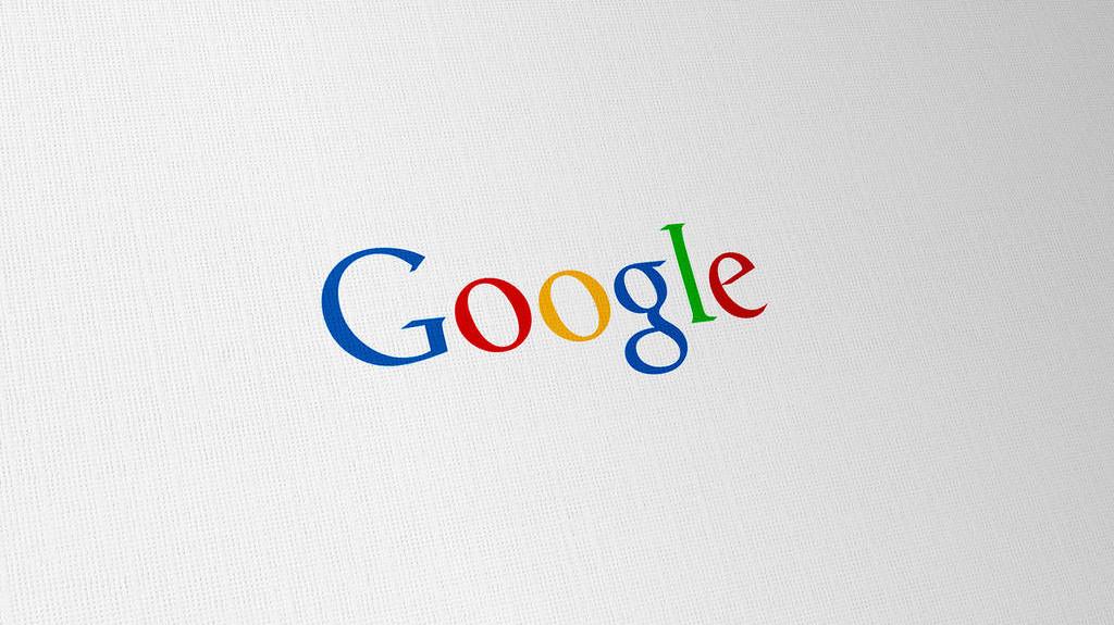 New Flat google logo
