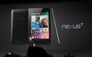 Nexus 7 announcement