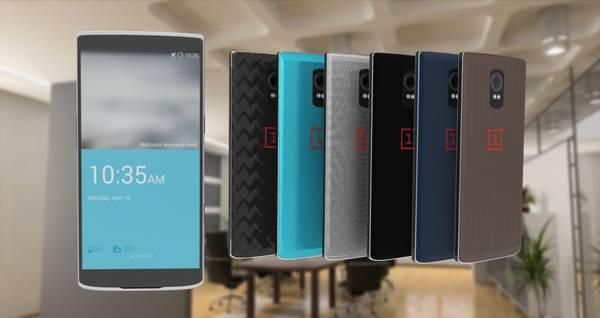 OnePlus Two styleswap