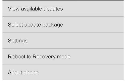 Root Xiaomi mi3
