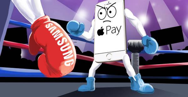 Samsung Pay vs Apple Pay
