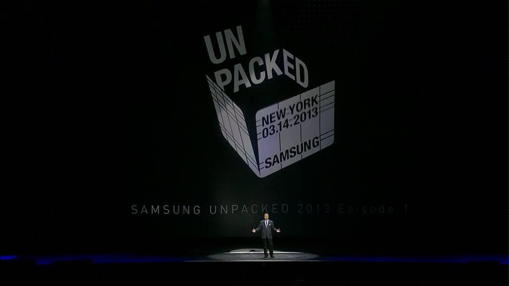 Samsung unpacked round up