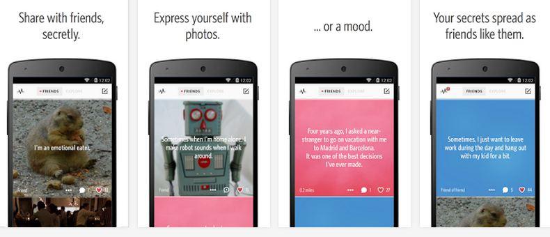 Secret app android