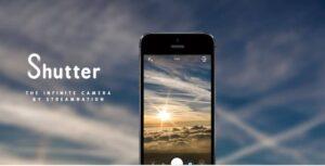Shutter app