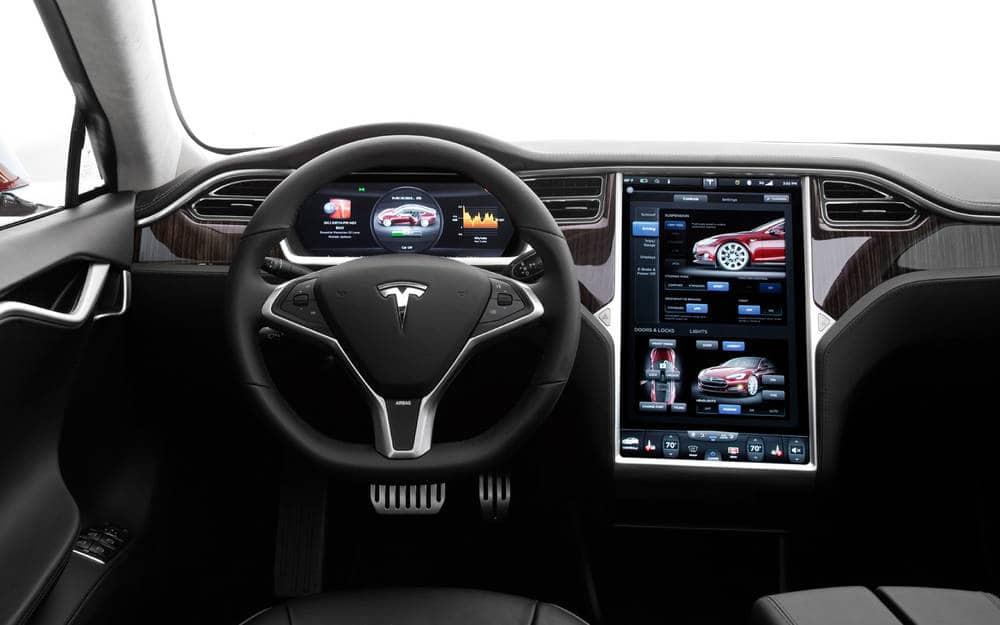 Tesla Carplay