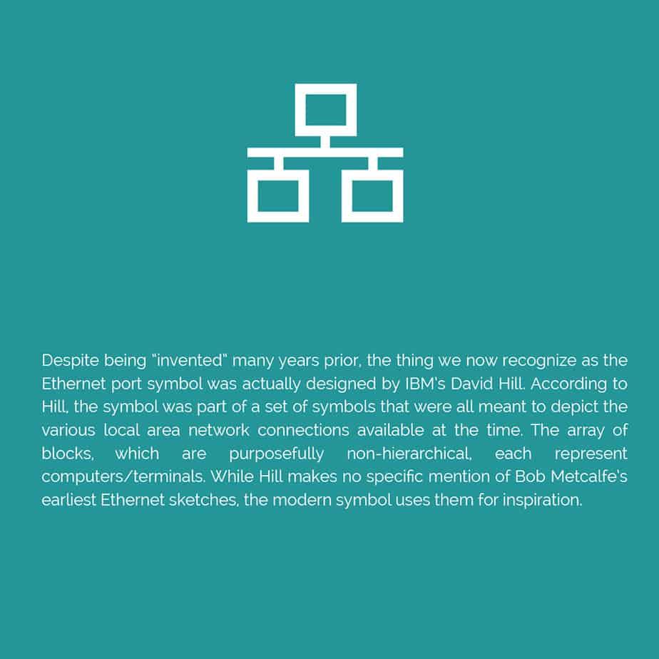 Ethernet Port icon origin