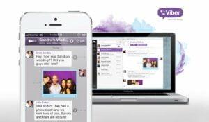 Viber for desktop and Windows phone