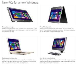 Windows 8 confusing