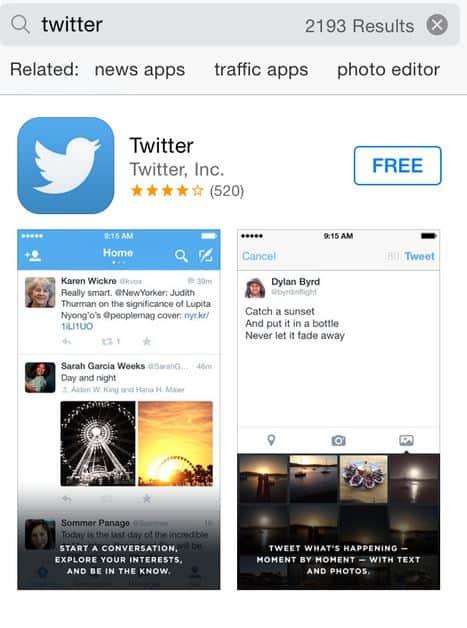 app store ios 8 beta 3