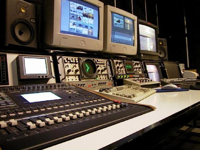 CR Media Centre: Non-linear editing system