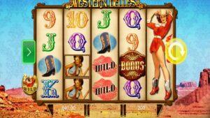 Western Belles Slot Game